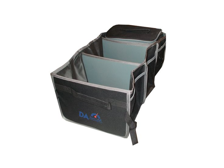 Our innovative organizer is here! New design, big space, cool features, amazing cooler. Available on http://www.amazon.com/Trunk-Organizer-Cooler-Isolating-Collapsible/dp/B01BLSINZ8 www.daforcar.com