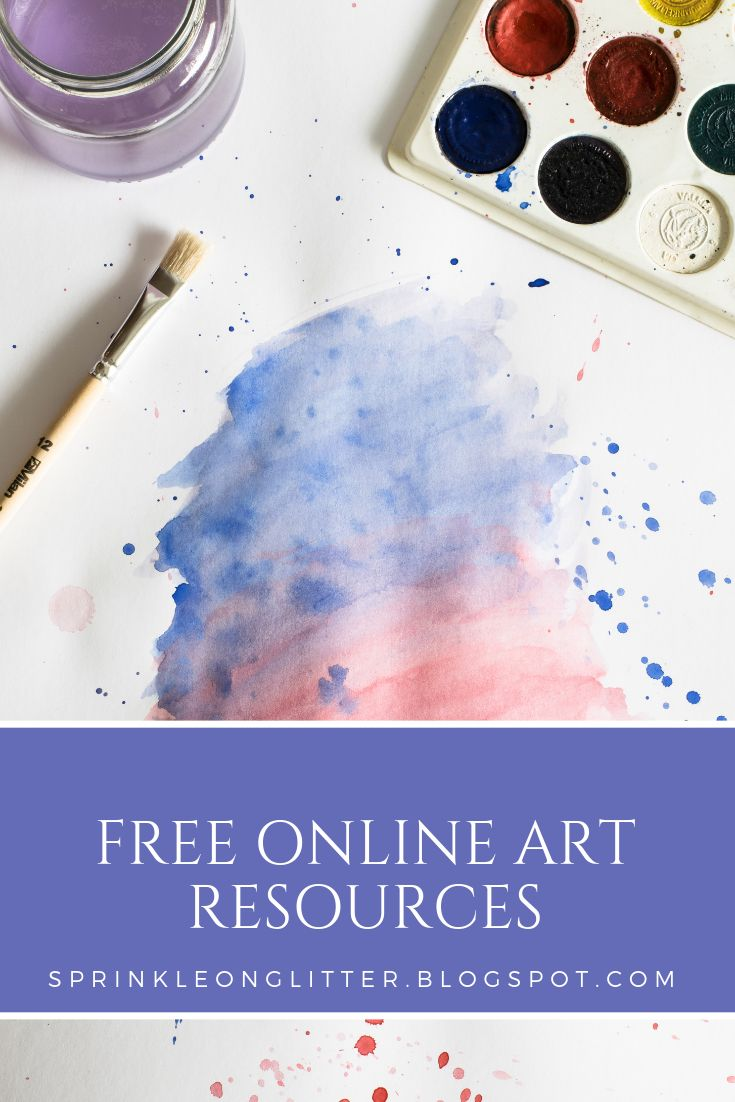 A List Of My Favorite Free Online Art Resources Online Art