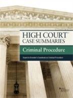 Prezzi e Sconti: #High court case summaries on criminal  ad Euro 35.82 in #Ebook #Ebook