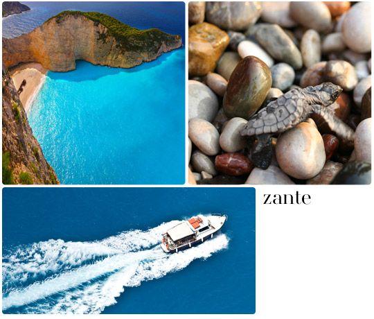 Zante's blue