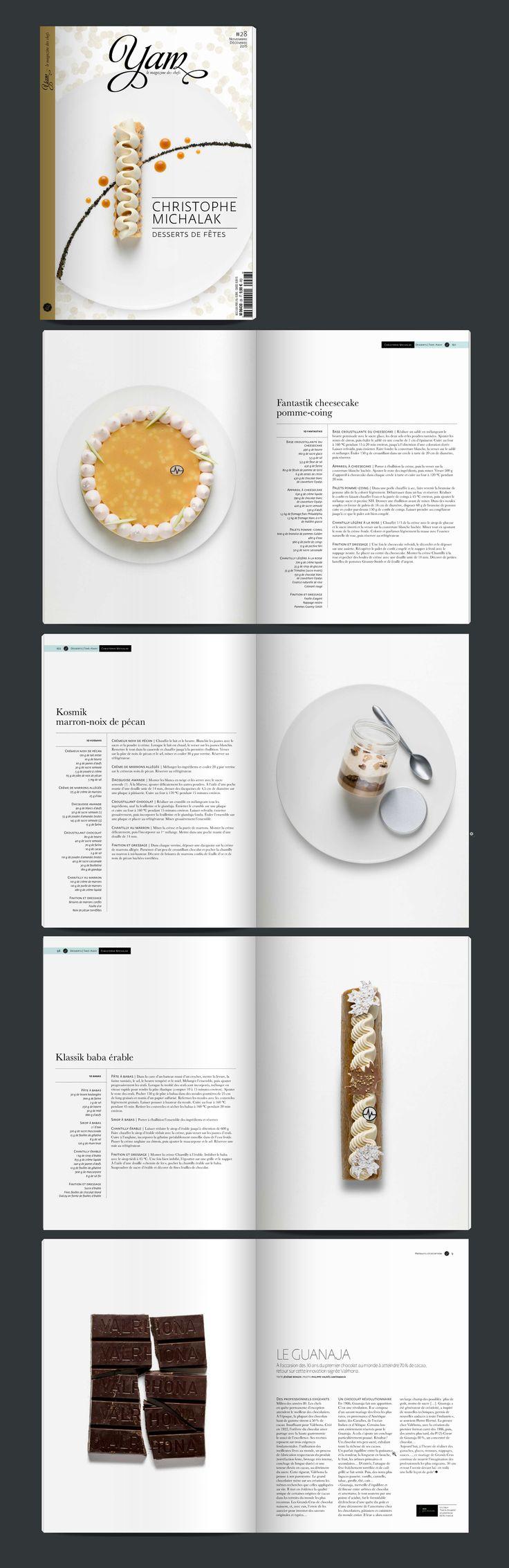 Yam, le magazine des chefs