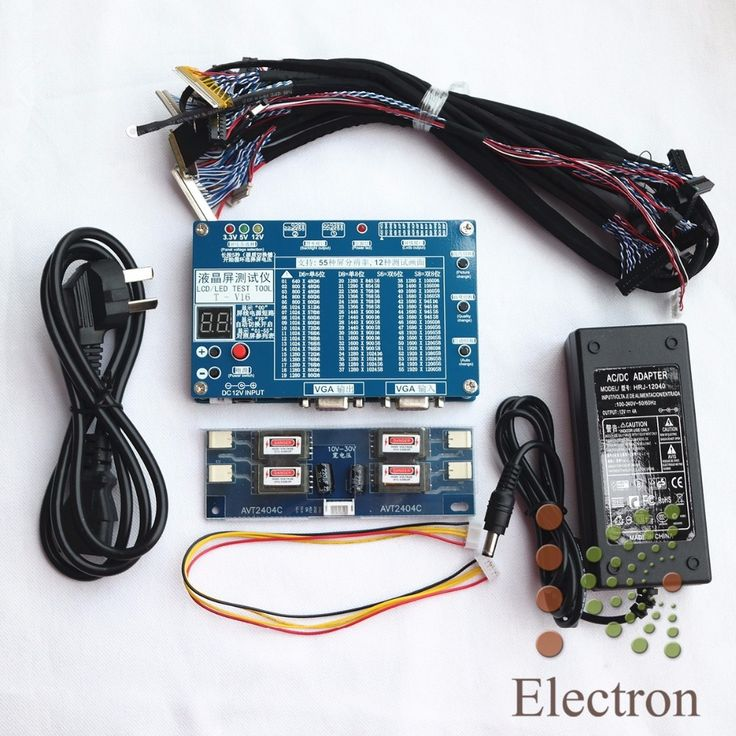 68.00$  Buy now - http://alicz9.worldwells.pw/go.php?t=32659881945 - Panel Tester,LED LCD Screen Tester Tool For TV Laptop Repair With Built-in 55 Kinds of Lvds Screen Resolutions Support 7-84