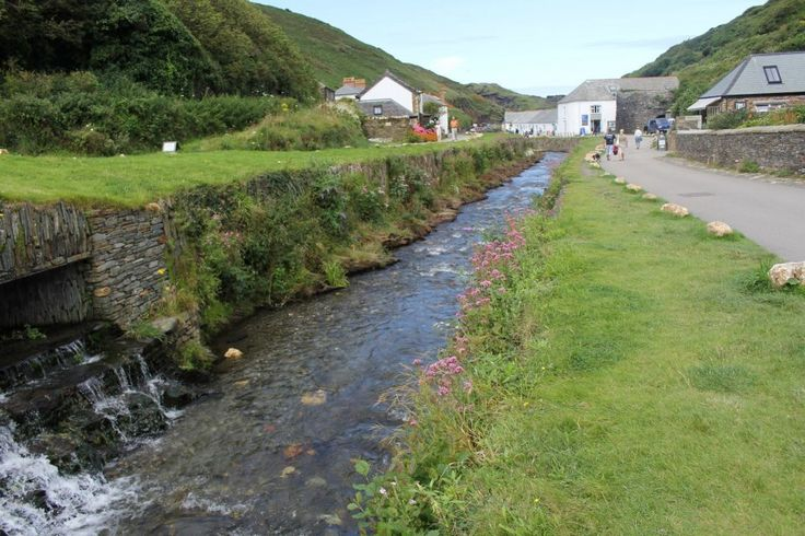 Boscastle...very beautiful and an amazing recovery from those devastating floods