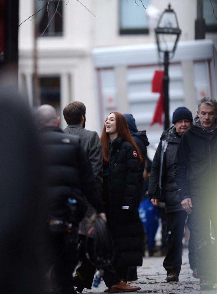Filming underway for  #Outlander Season 3. #BreeandRoger  pics via Facebook posts