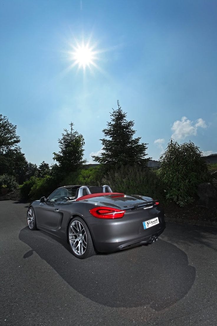 Find this pin and more on 718 boxster s