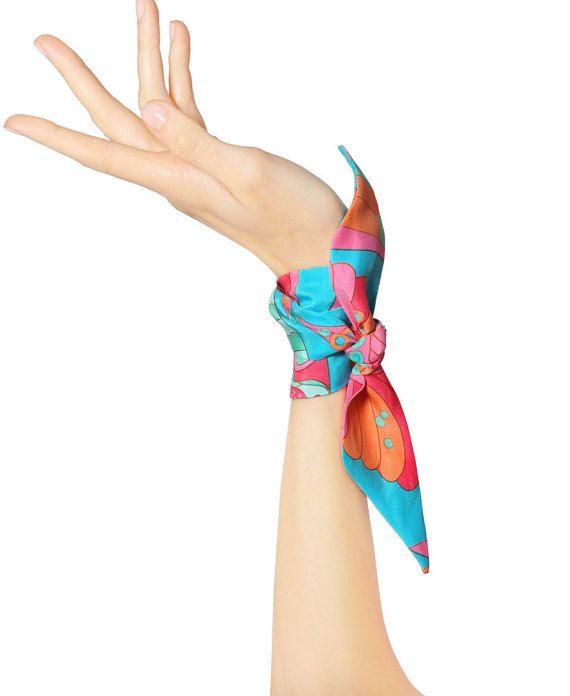 VENTE : 30 % DE RÉDUCTION Bracelet en soie par SilkPhilosophy