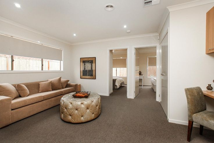 Carefully considered living spaces keep everyone happy in this intelligently designed family home.  Visit: www.mimosahomes.com.au Call: 1300 MIMOSA