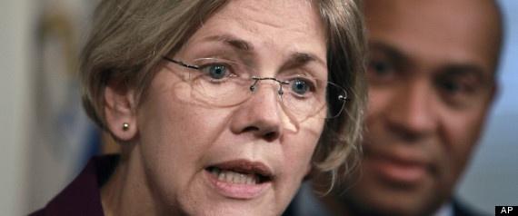 Thank you Massachusett for Elizabeth Warren!