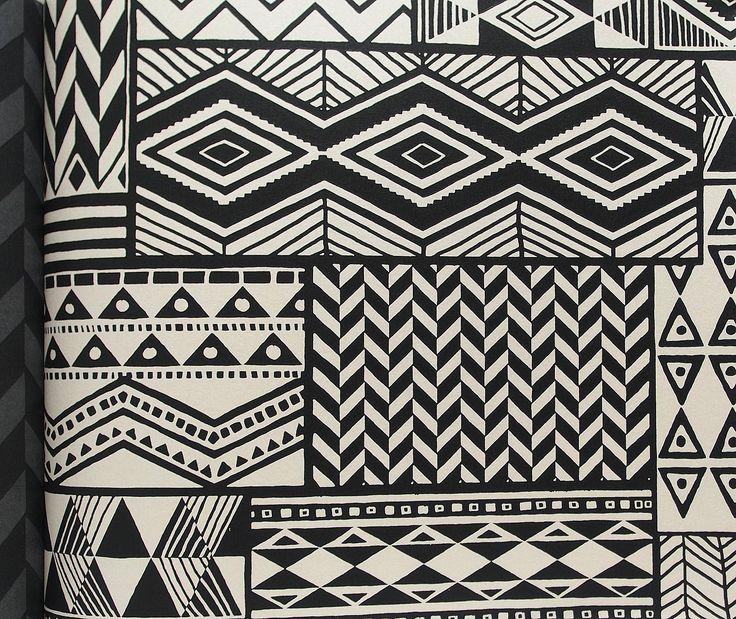 Tapety etniczne, orientalne - aranżacje i wzory - Tapety ścienne ARTFUNK
