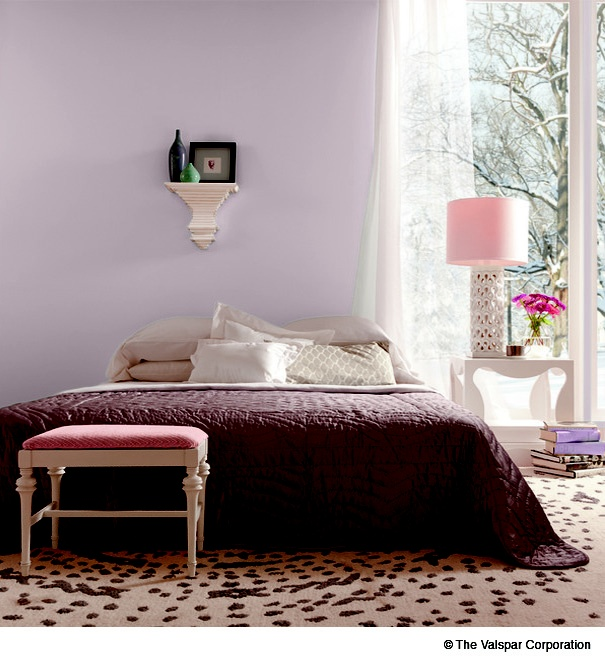 Lilac Color, Lilac Bedroom And Purple Palette