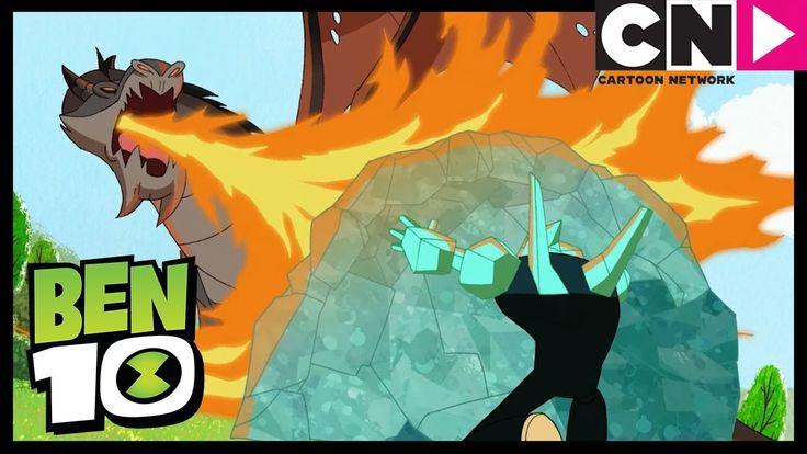 El dragón | Ben 10 Español Latino | Cartoon Network
