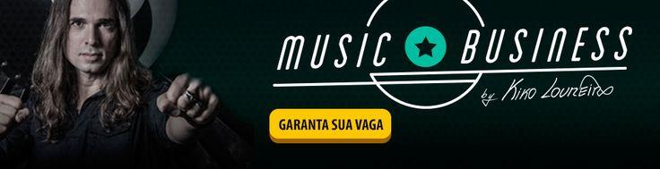 http://mundodemusicas.com/music-business/ - O Music Business é um curso online que alia a experiência em produtos digitais à sabedoria do maior guitarrista brasileiro da atualidade, Kiko Loureiro. As vagas já abriram e são limitadas!