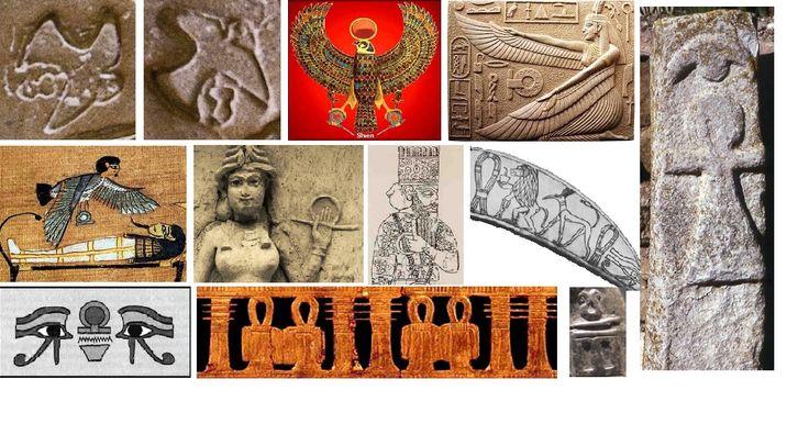 Шен, символ вечности, который, по мнению древних египтян, весьма способствовал продлению жизни, защищая человека от напастей бренного мира. Кольцо Шен или браслет бессмертия. Итак, наверняка многие задавались вопросом, что держат в руках Иштар и Мардук. Мард;ук — в шумеро-аккадской мифологии верховное божество пантеона Вавилонии, верховный бог в Древней Месопотамии, бог-покровитель города Вавилона.