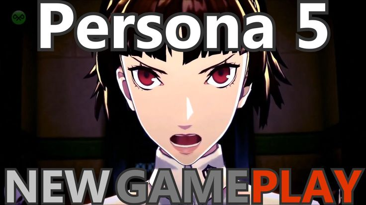 Persona 5 New Gameplay Part 2 Release Date Platforms #PS4 #PS3 #XBox #Vi...