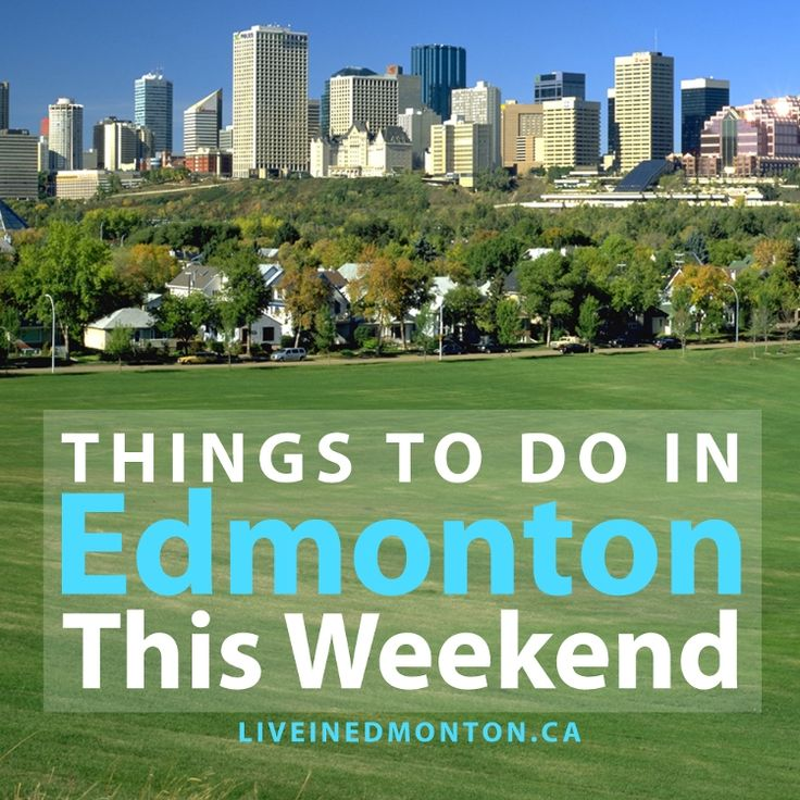 Things To Do in Edmonton This Weekend: September 26, 27 & 28 - Matt Walker & Melody Wilson