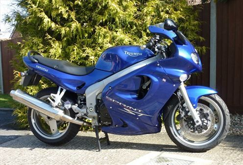 Triumph SPRINT ST Sports Tourer (2003/03) Motorcycles for sale | 7597089 | MCN