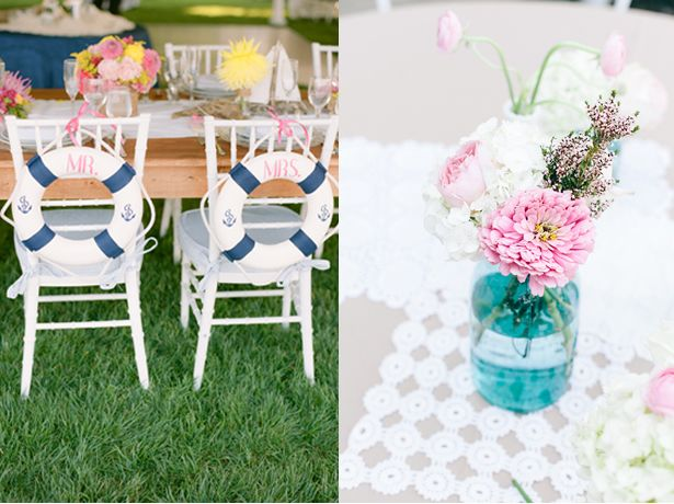 Style File: Preppy Wedding Ideas - Project Wedding Blog