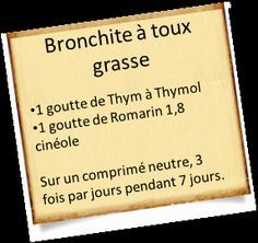 bronchite aigue toux grasse Traitez votre bronchite aigue avec les huiles essentielles   Résultat garanti