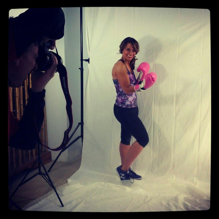 Great Photo shoot with @Fit Your Style for NEW BALANCE CANADA