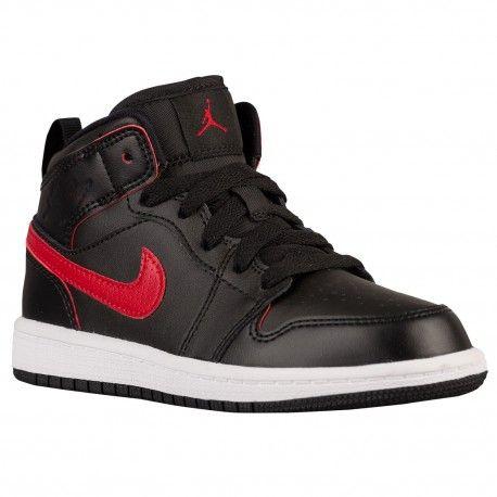 $54.99 #airjordan #kicks #kickstagram #kicksonfire  #kickseva #kicksoftheday  jordan 1 white gym red,Jordan AJ1 Mid - Boys Preschool - Basketball - Shoes - Black/Gym Red/Gym Red/White-sku:40734039 http://jordanshoescheap4sale.com/58-jordan-1-white-gym-red-Jordan-AJ1-Mid-Boys-Preschool-Basketball-Shoes-Black-Gym-Red-Gym-Red-White-sku-40734039.html