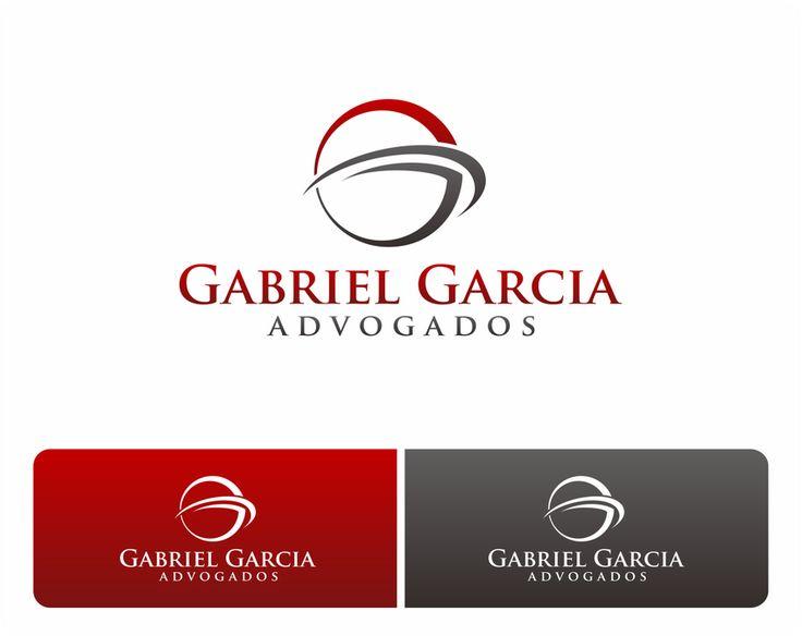 Gabriel Garcia Advogados - Identidade visual by Ksatria99