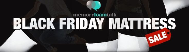 Fed up with your old bed and mattress? Want a better nights sleep? You'll sleep better with these big #BlackFriday discounts on Memory foam mattresses!