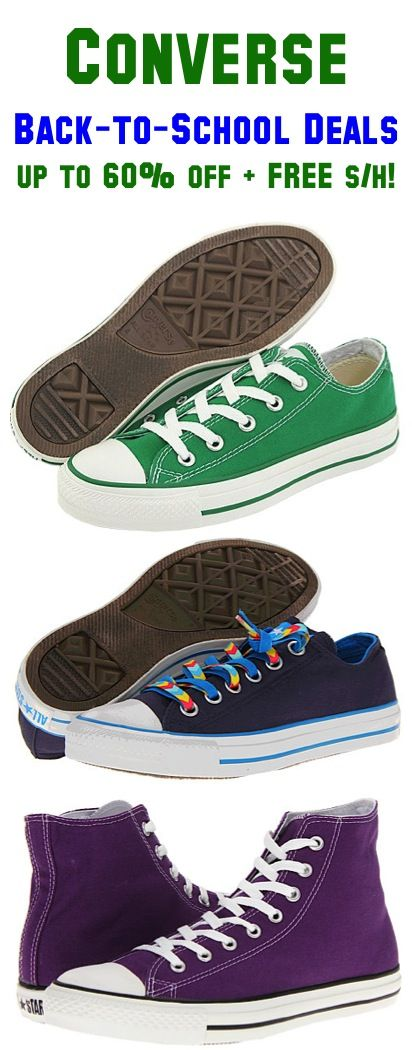 converse shoes discount code
