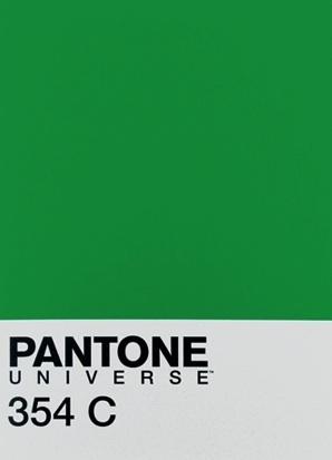 Pantone Green 354C
