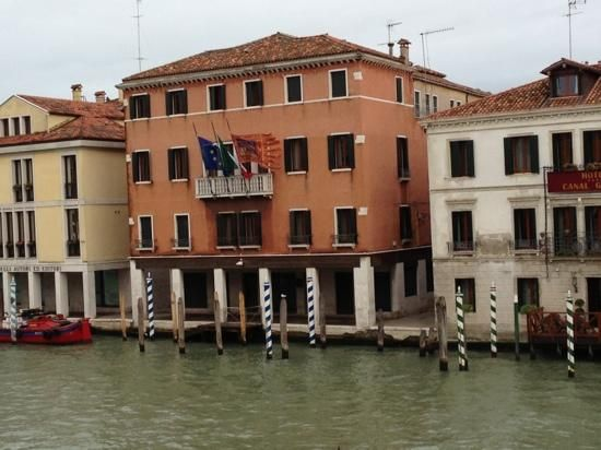 Our view from the hotel we stayed in our first night in Venice. Photos of Hotel Principe, Venice - Hotel Images - TripAdvisor