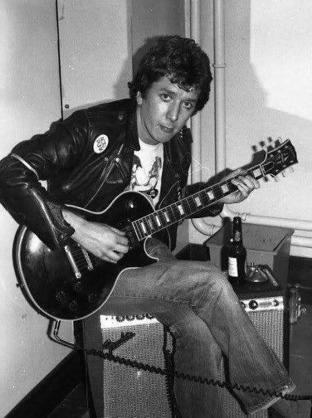 Steve Jones (Sex Pistols) | 1954 Gibson Les Paul Custom