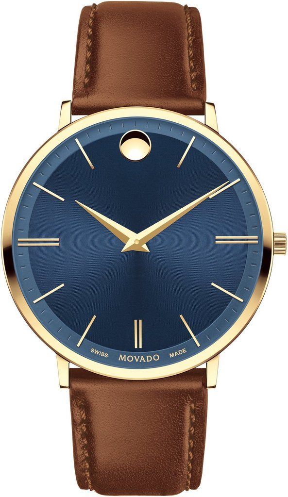 Movado Watch Ultra Slim 607241 Watch | Watches for men