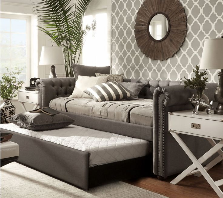 The 25+ best Trundle beds ideas on Pinterest | Custom bunk ...