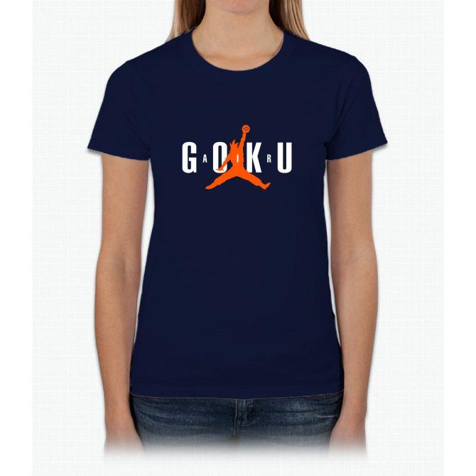 Air Goku 2 Womens T-Shirt