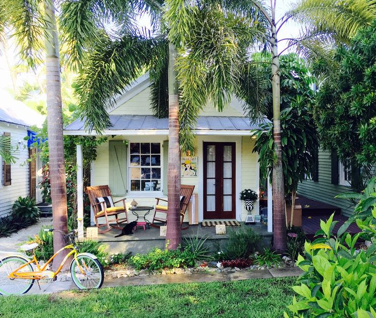 Cottage living in Conch Grove Compound. It doesn't get more authentic KeyWest than this.