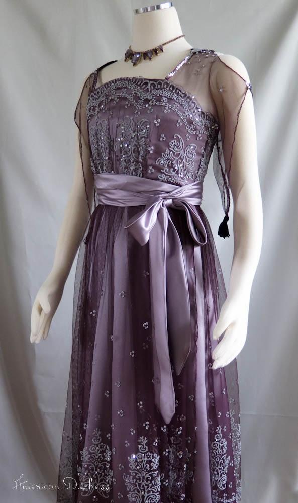 American Duchess:Historical Costuming: 1912 Titanic Gown | Historical Costuming and sewing of Rococo 18th century clothing, 16th century through 20th century, by designer Lauren Reeser