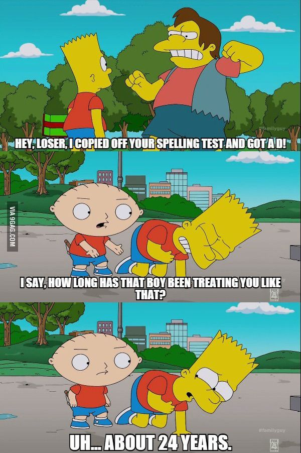 That's why I still love The Simpsons