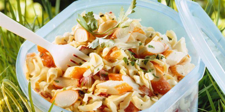20 recettes simplissimes à base de surimi
