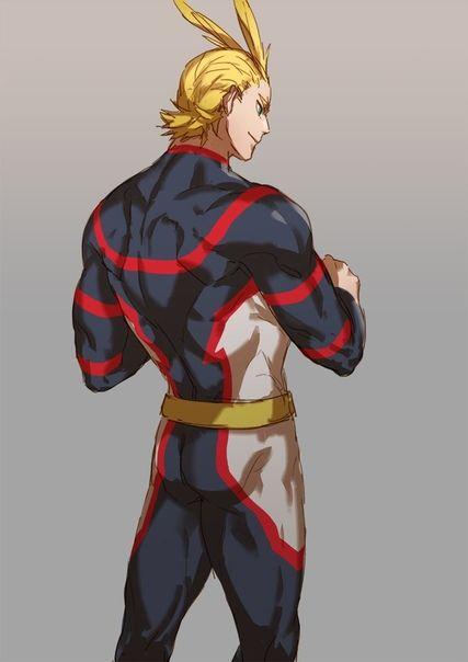 Fotos De All Might Boku No Hero Academia Heroe Anime Manga