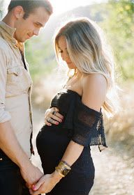 Fawn Over Baby: Beautiful Maternity/Family Photo Session - Ann Molen Photography