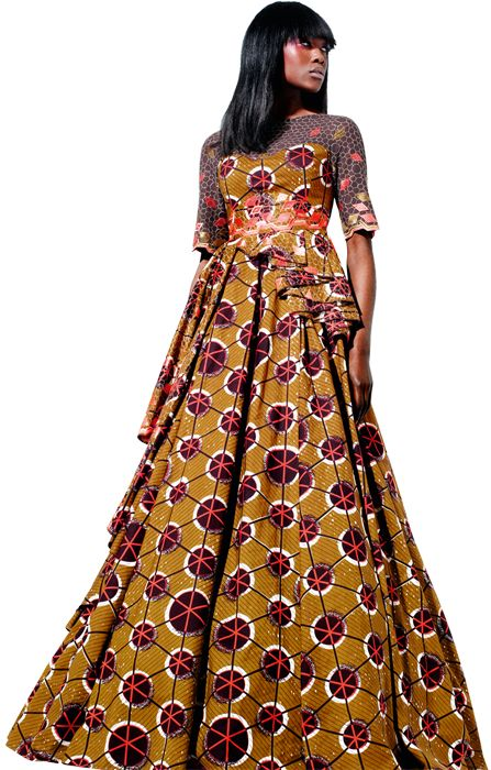17 Best images about Tenues pagne on Pinterest | Africa fashion, Africa and African print dresses