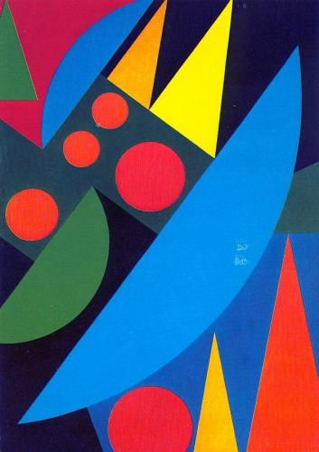 Auguste herbin rain miscellaneous color pinterest for Auguste herbin