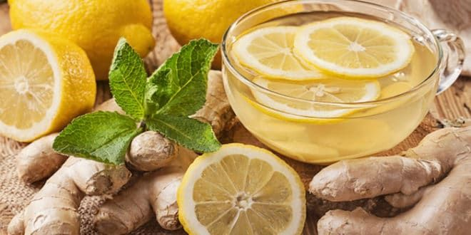 Zenzero e limone: azione disintossicante per l'organismo
