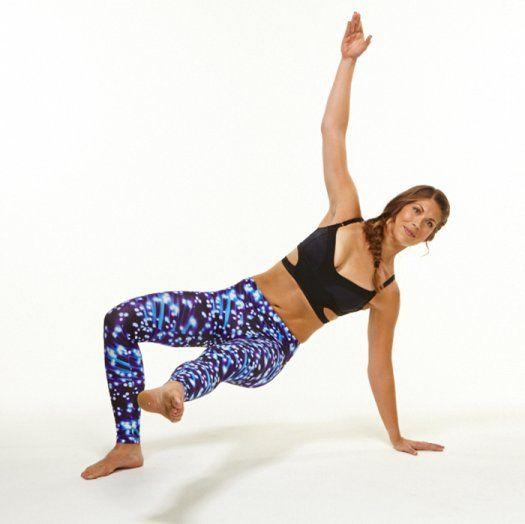 10 Oblique Exercises for a Flat Stomach, Fast - Shape.com