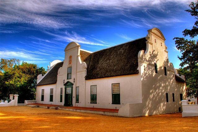 Groot Constantia - can't wait to try some Grand Constance