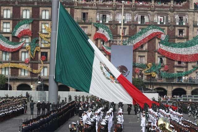 FOTOGALERÍA: Se lleva a cabo el Desfile Militar en la capital del país. Excélsior