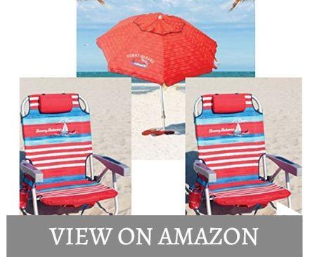 Beach Chair With Umbrella Tommy Bahama Beach Chair Beach
