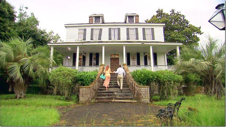 Lewisfield Plantation in Moncks Corner, South Carolina.  It was built about 1774.