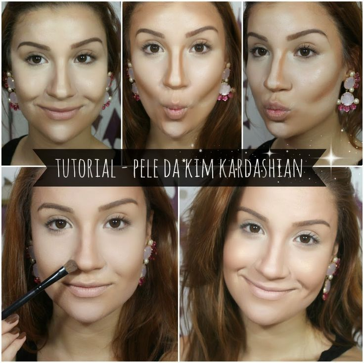 Tutorial: Prepare a sua pele usando os mesmos truques que a Kim Kardashian. | Boca Rosa