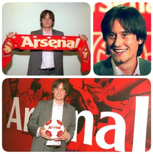 Thomas Rosicky - Arsenal No.7