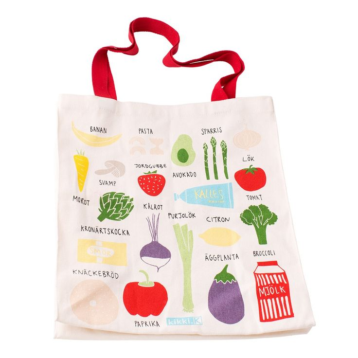 Shop in style with this gorgeous Tote Bag. The perfect partner to collect fresh produce at the markets or shops, transfer it home with ease, then turn your collected goodness into delicious meals.